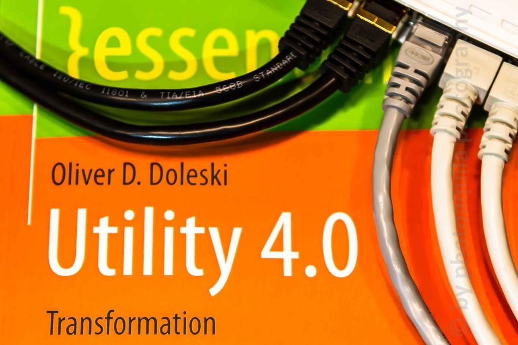 Utility 4.0 von Oliver D. Doleski; Utility 4.0 by Oliver D. Doleski