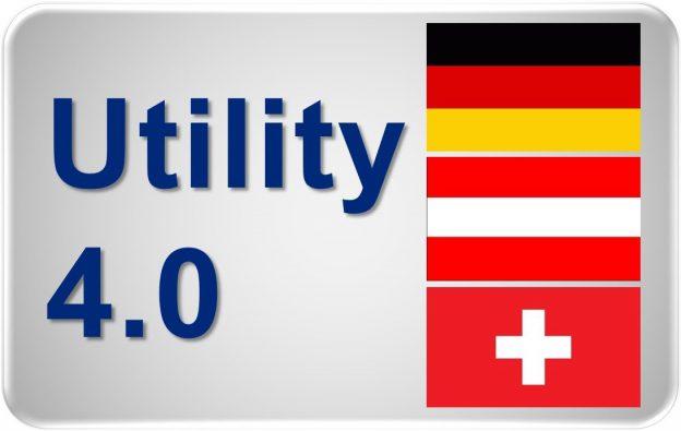 Utility 4.0 in Deutschland, Österreich und der Schweiz (DACH)