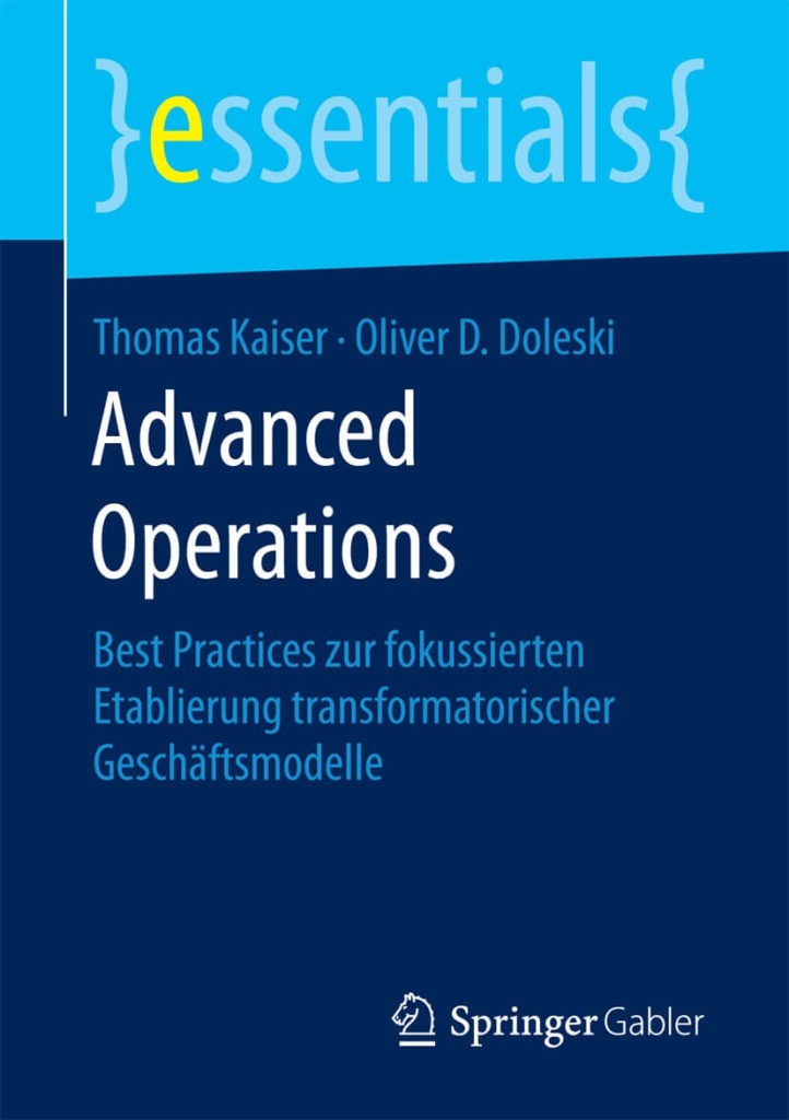 Advanced Operations von Thomas Kaiser & Oliver Doleski de