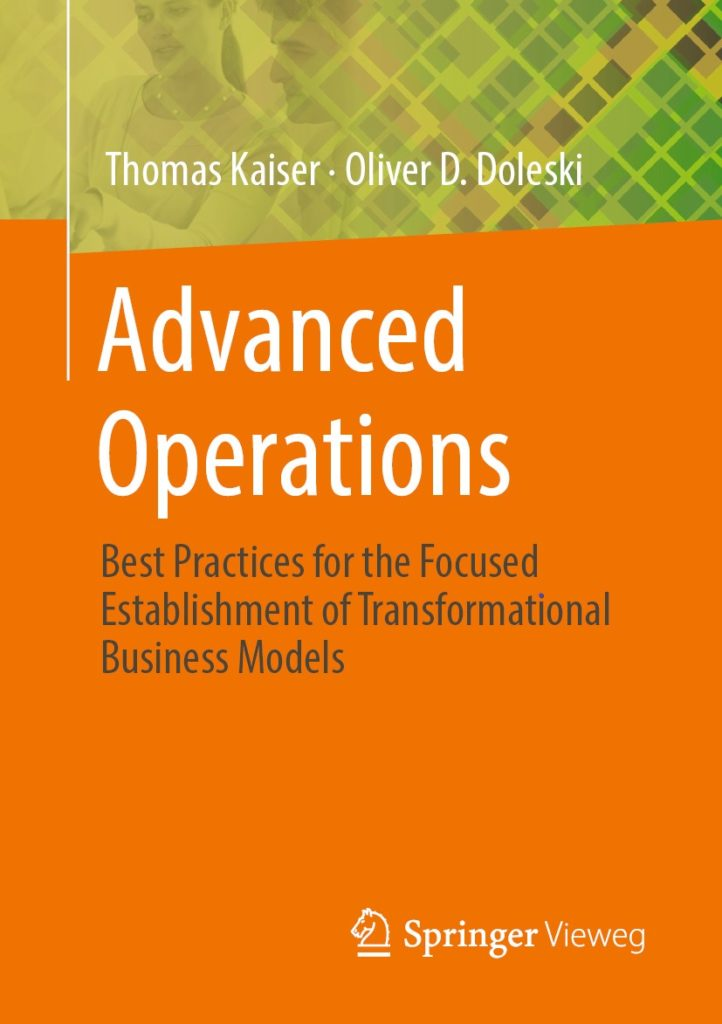 Advanced Operations von Thomas Kaiser & Oliver Doleski en